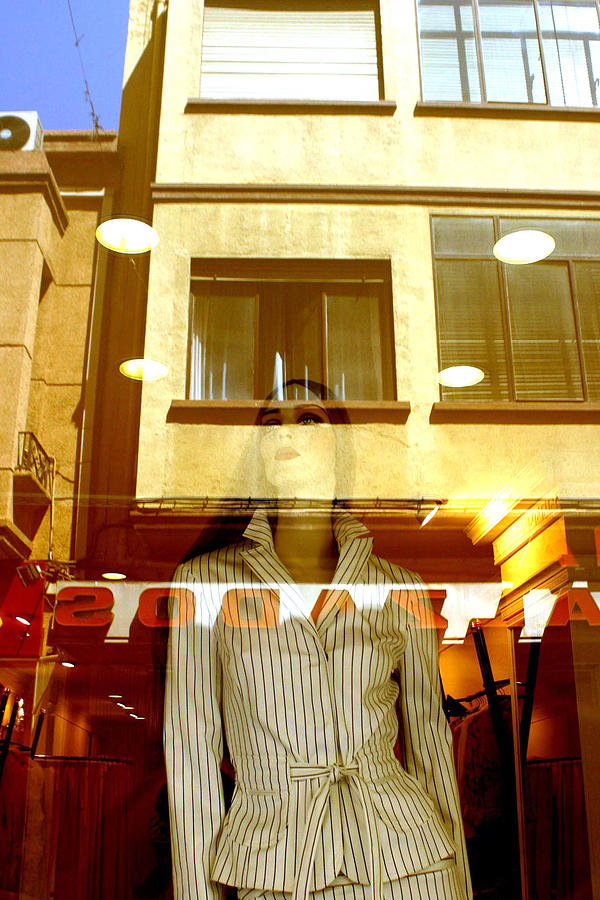 Photographer Photograph - My Dwelling by Jez C Self
