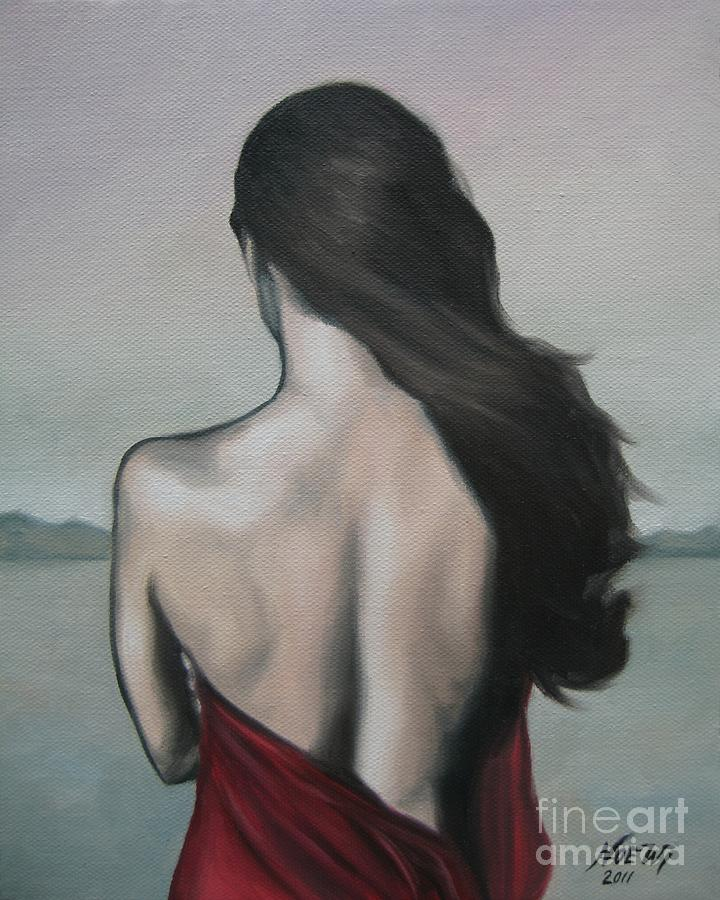 Nude Painting - My Endlessness by Jindra Noewi