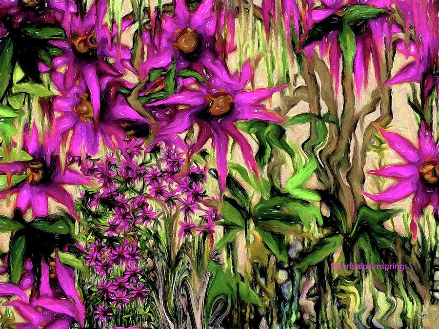 My favorite pretty flowers digital art by sherris of palm springs my favorite pretty flowers digital art by sherris of palm springs mightylinksfo