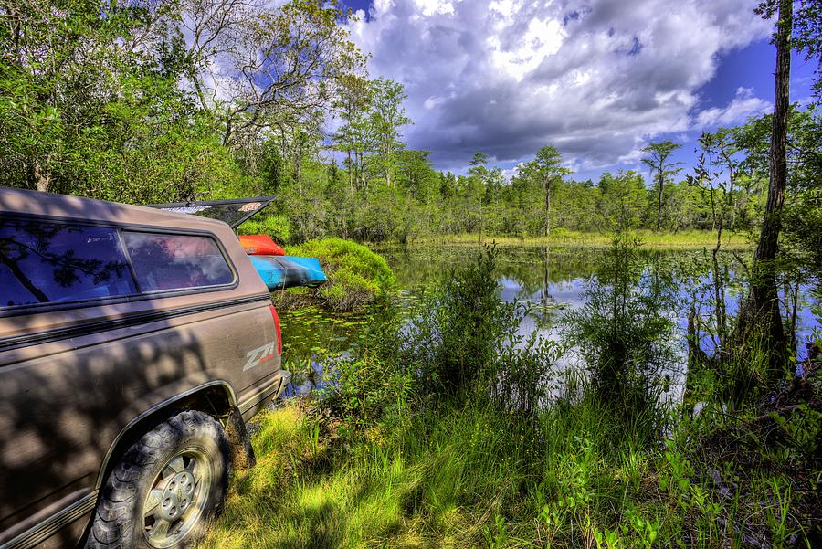 Chevy Photograph - My Florida Getaway  by JC Findley