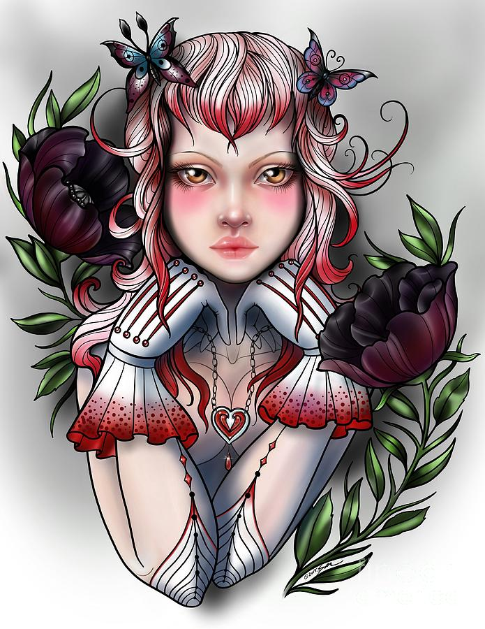 My Heart by Curiobella- Sweet Jenny Lee