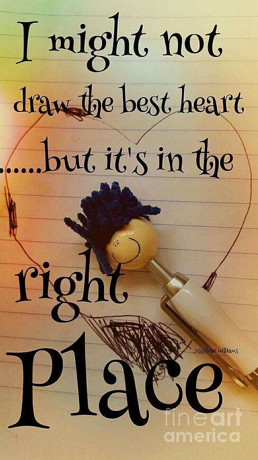 My Heart Photograph