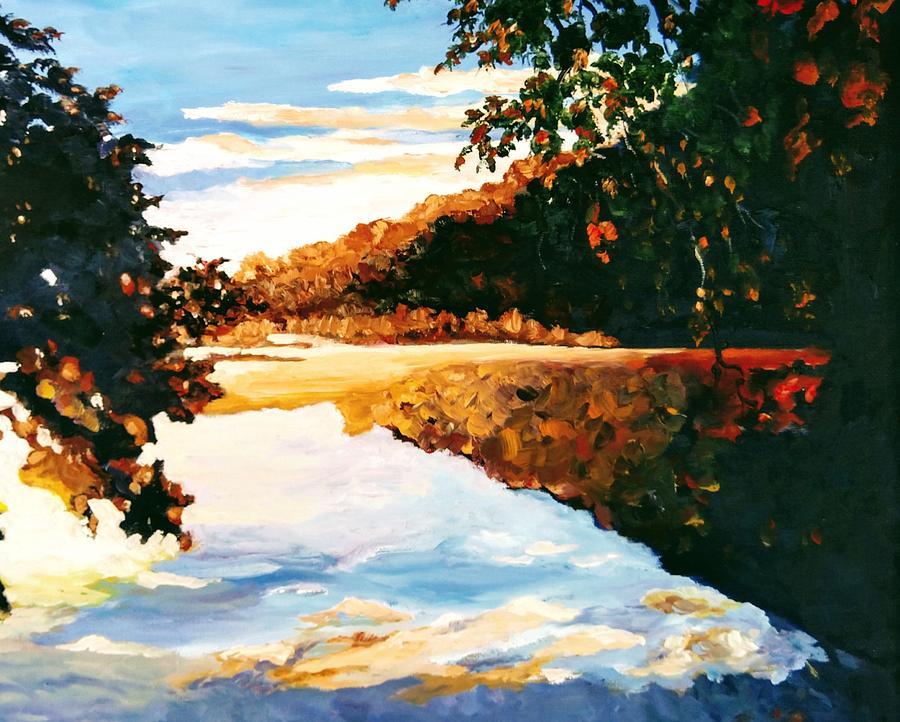 My horizon by Ray Khalife