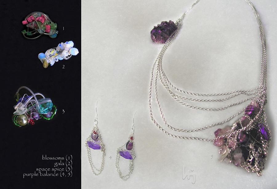 Fancy Jewelry - My  Jewelry 01 by Jelena Ignjatovic