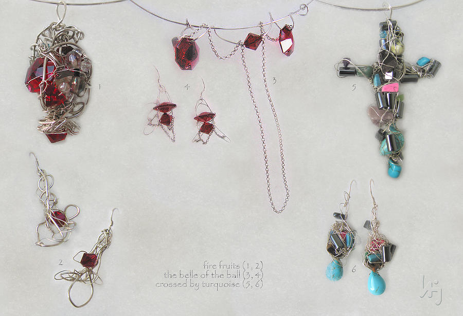 Beauty Jewelry - My Jewelry 03 by Jelena Ignjatovic