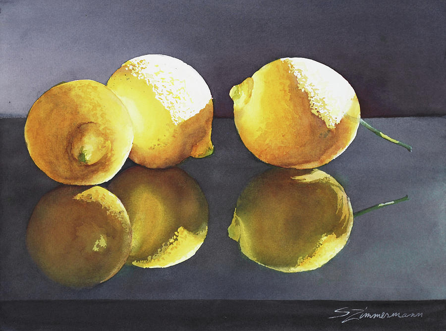 My Lemons by Sue Zimmermann
