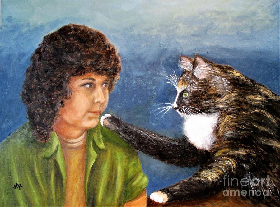 My Little Cat by Olga Silverman