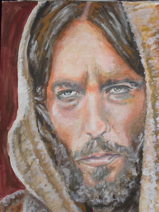 My Lord Painting by Agnes V