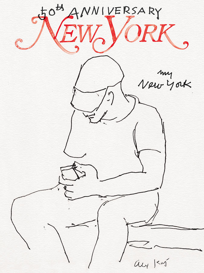 My New York by Alex Katz