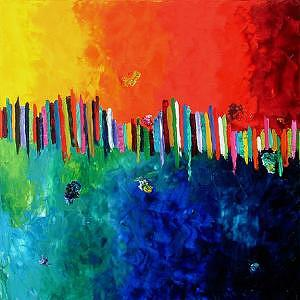 Color Palette Painting - My Palette by Jane Rusin