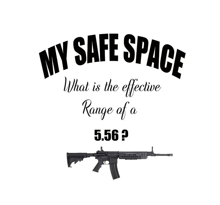 Safe Space Digital Art - My Safe Space by Ericamaxine Price