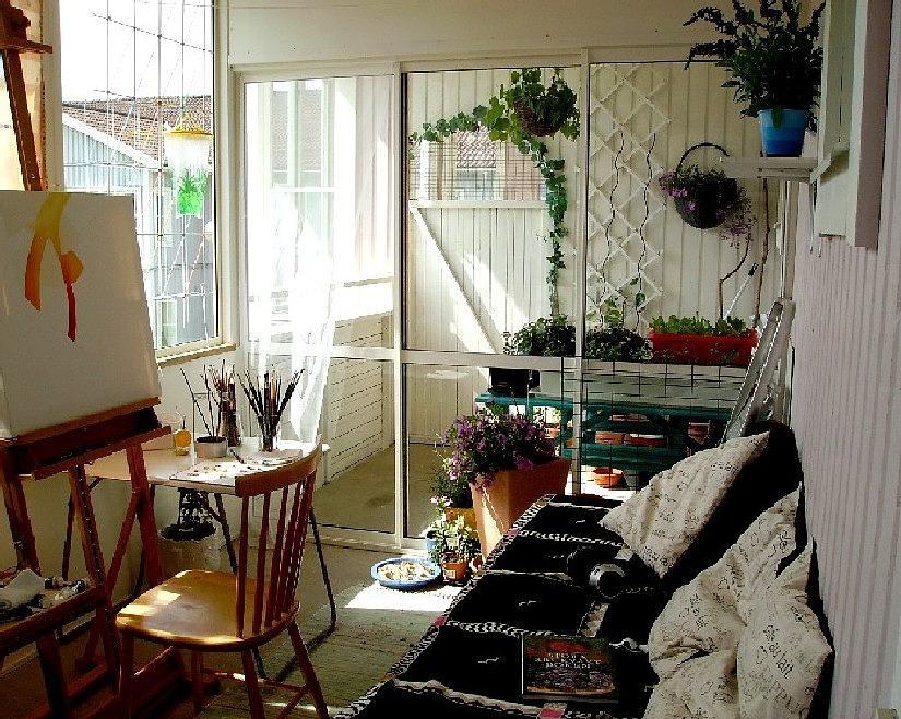 My Summer Studio Photograph by Carola Ann-Margret Forsberg