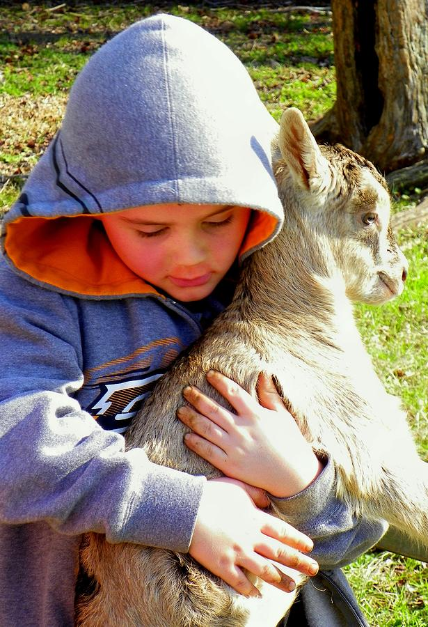 Children Photograph - My Very Own by Karen Wiles