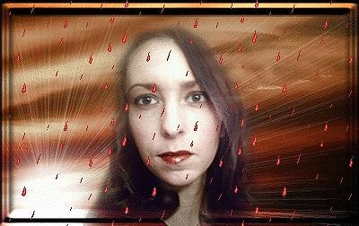 Blood Digital Art - My Wife by Jason Stephenson
