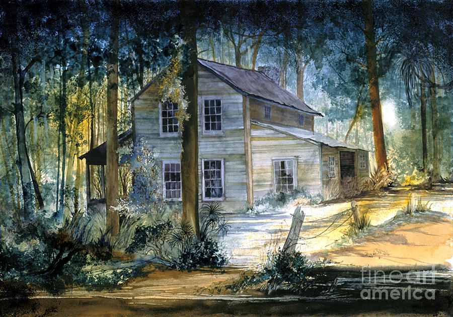 Myakka House by Douglas Teller
