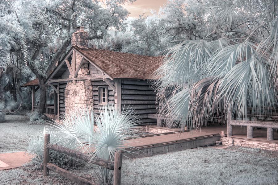 Myakka River State Park Cabin  by Jane Linders