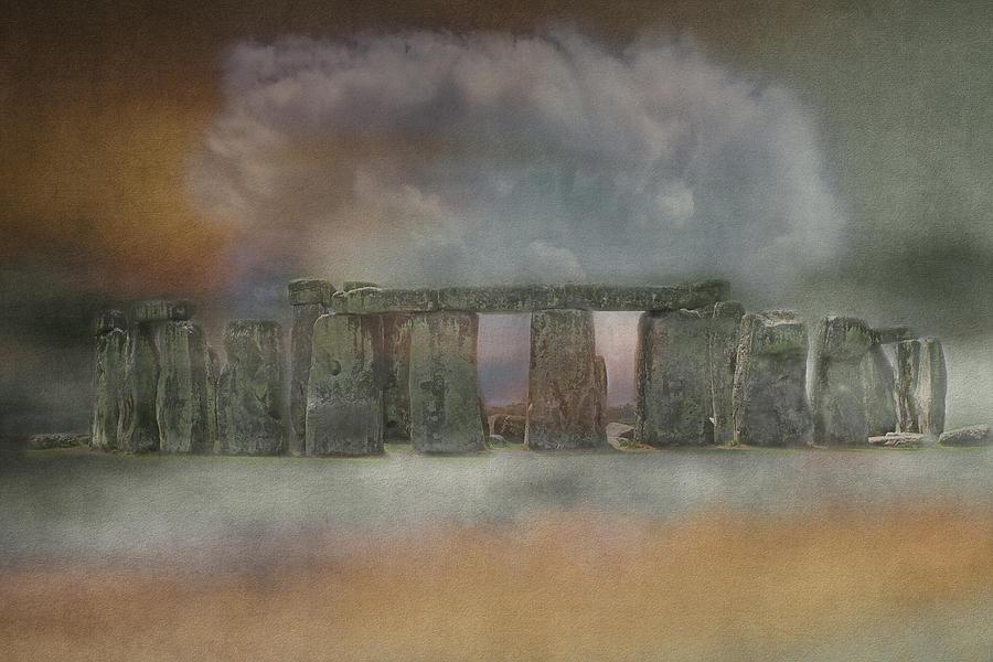 Mysterious Stonehenge by Roy Pedersen