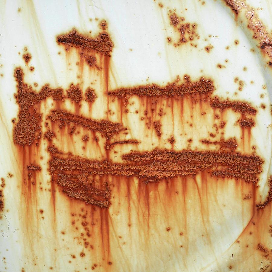Rust Photograph - Mystic Castle by Rainer Stark