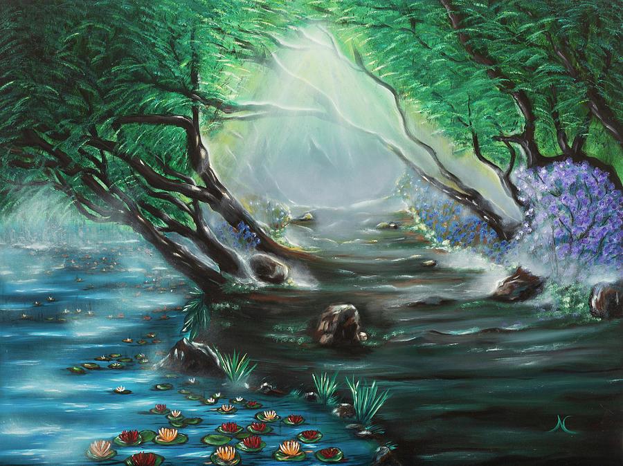 Mystic Path by Neslihan Ergul Colley