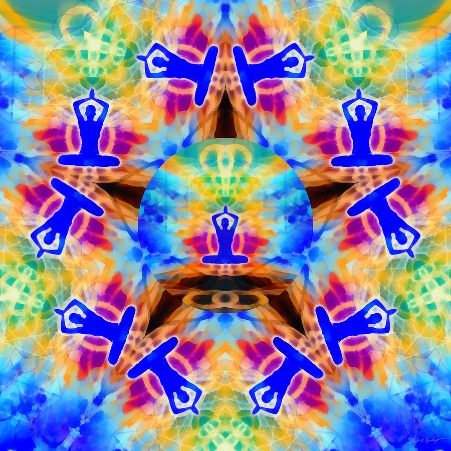 MYSTIC UNIVERSE KK 13 by Derek Gedney