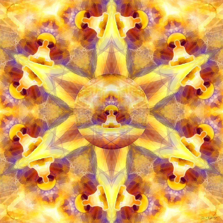 MYSTIC UNIVERSE KK 14 by Derek Gedney