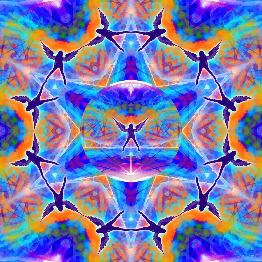 MYSTIC UNIVERSE KK 15 by Derek Gedney