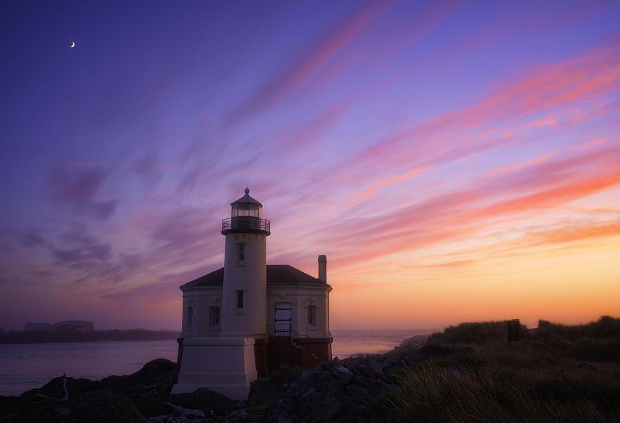 Mystical Sunset Photograph