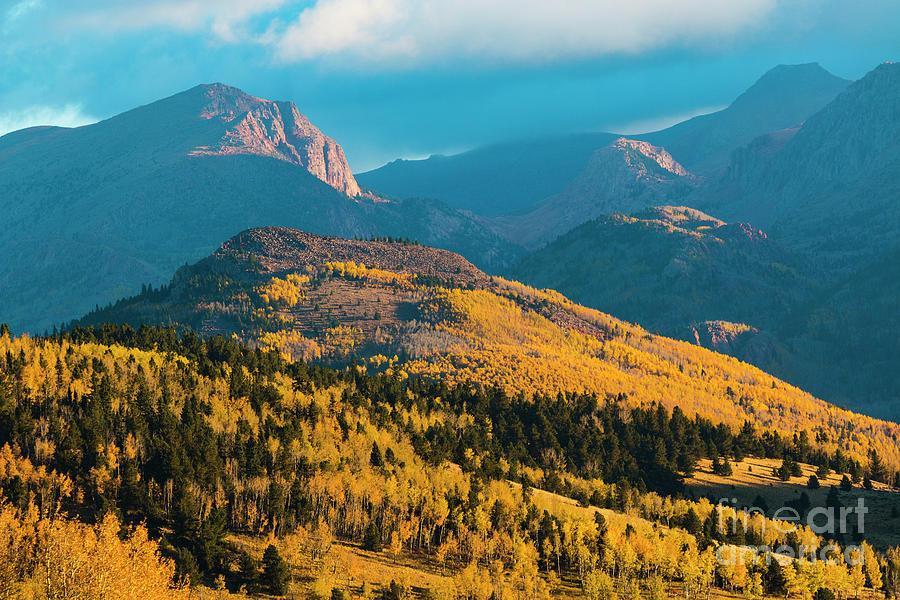 Mystical Victor Colorado Autumn Photograph