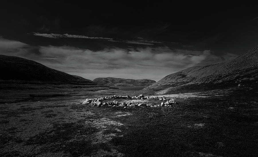 Mythical Landscape by Pekka Sammallahti