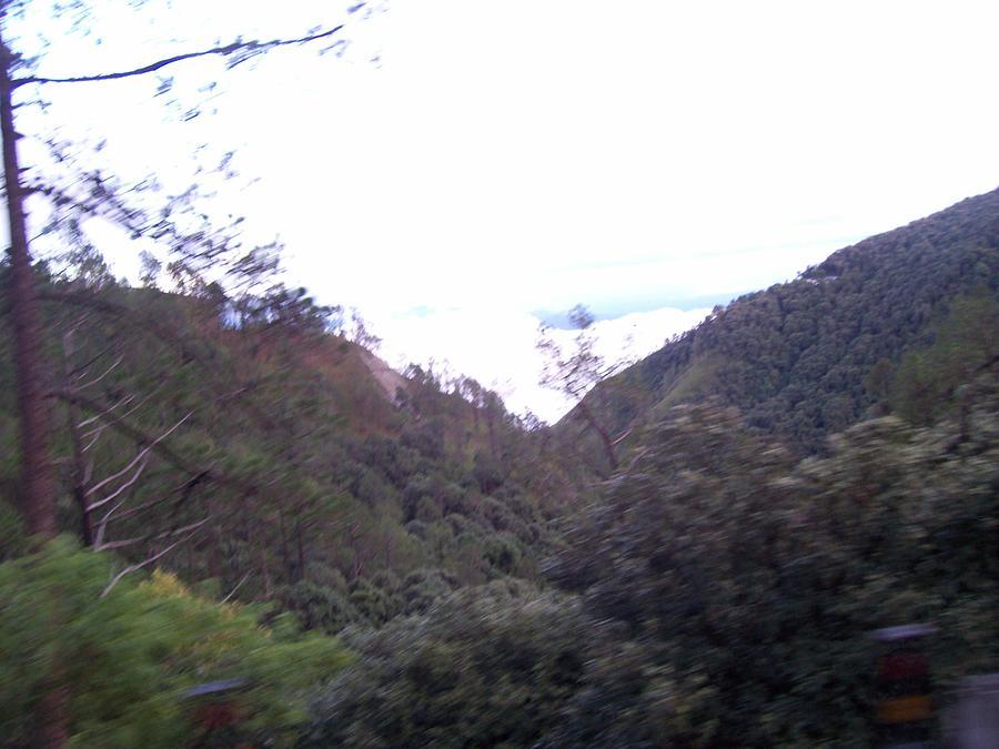 Nainital Hills Photograph by SP Singh