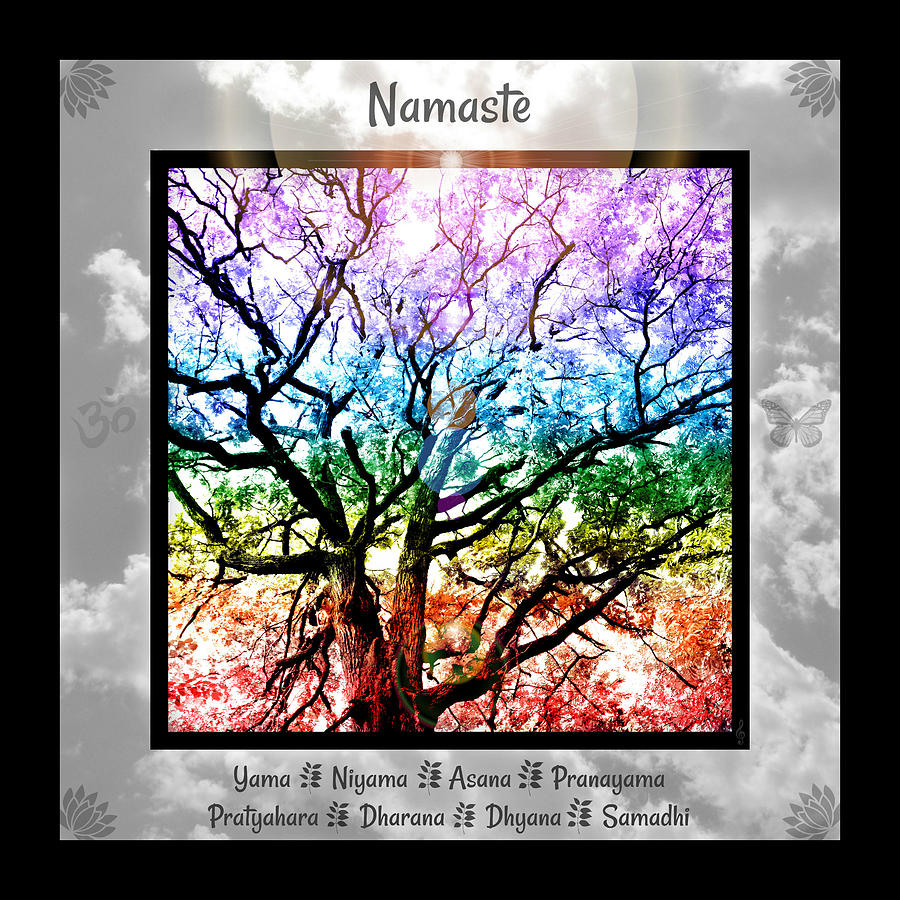 Namaste by Treble Stigen