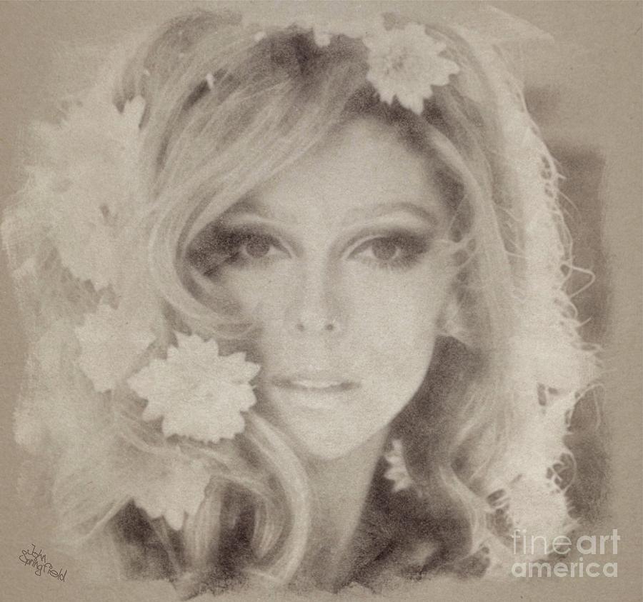 Nancy Sinatra Drawing