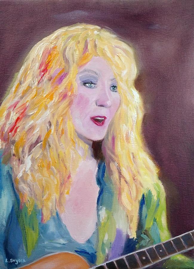 Nancy Wilson by Liz Snyder