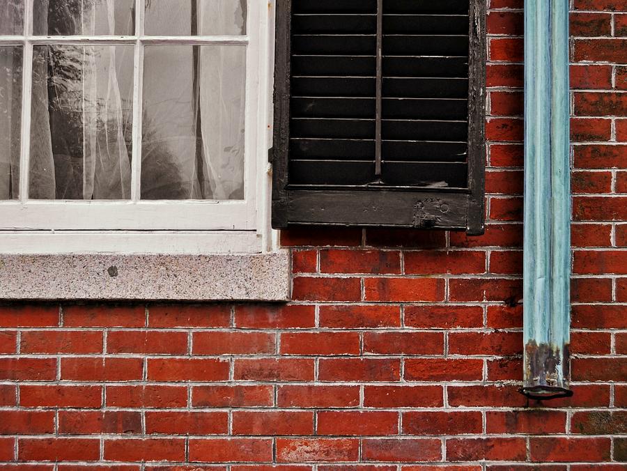 Nantucket Photograph - Nantucket Texture by JAMART Photography