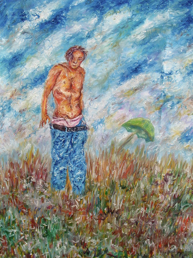 Napel Painting by Joseph Lawrence Vasile
