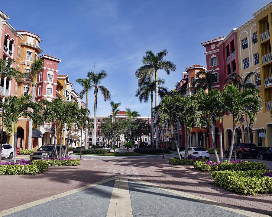 Naples, Florida I Photograph by Tina Baxter
