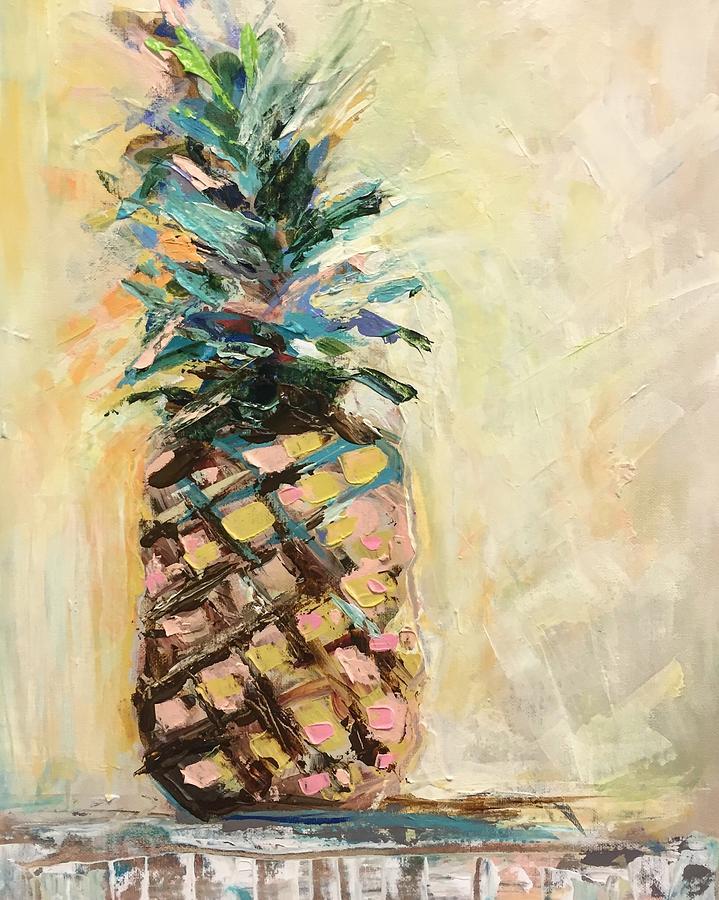 Naples Pineapple by Karen Ahuja