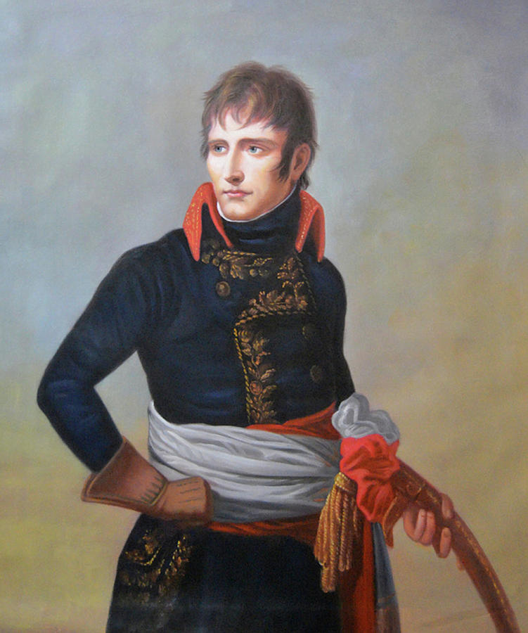 Napoleon Bonaparte As First Consul Painting