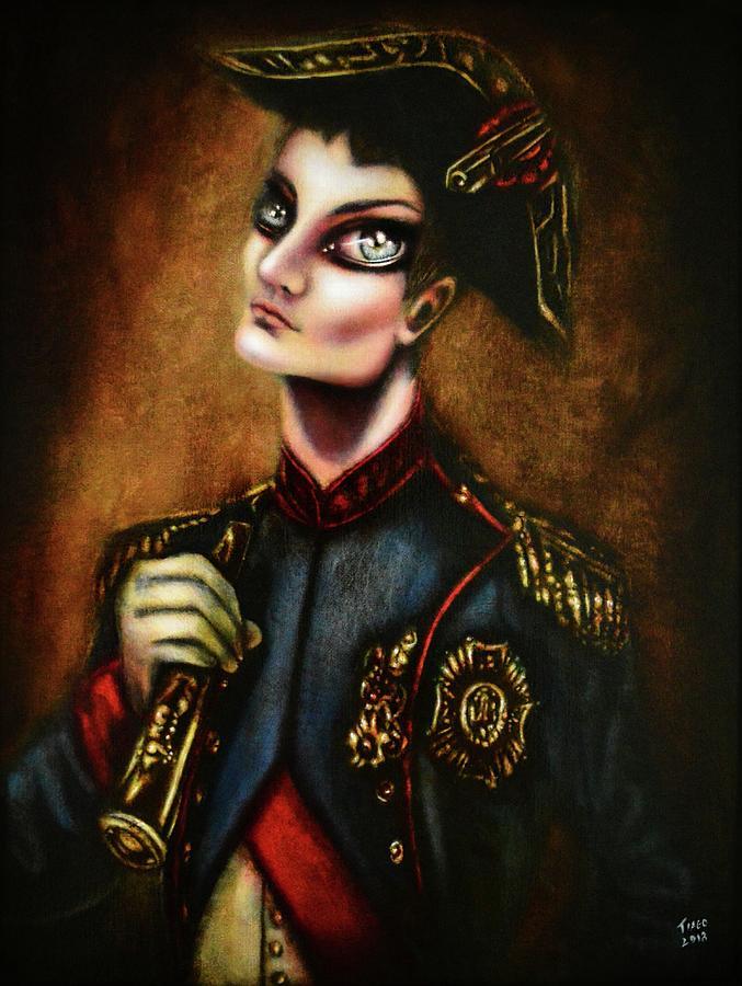 Napoleon At War Painting