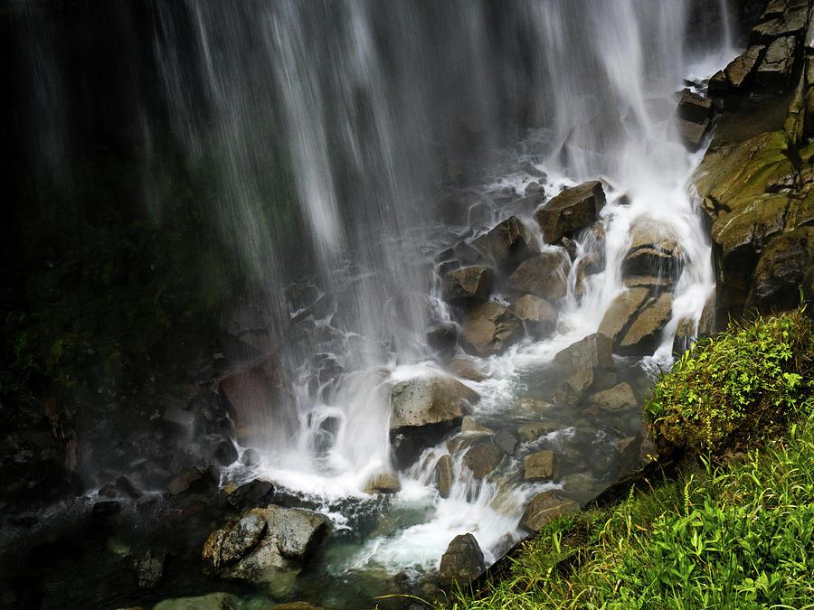 Narada Falls by Gary Karlsen