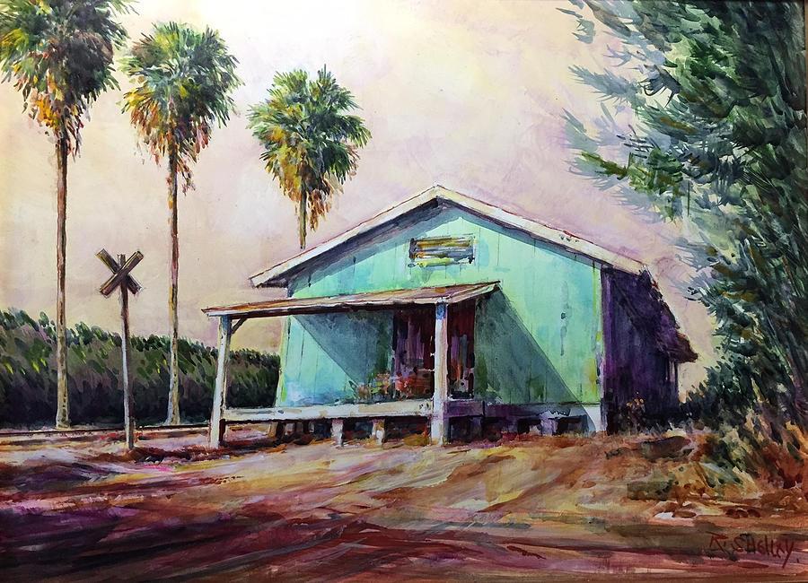 Naranja Road by Ronald Shelley