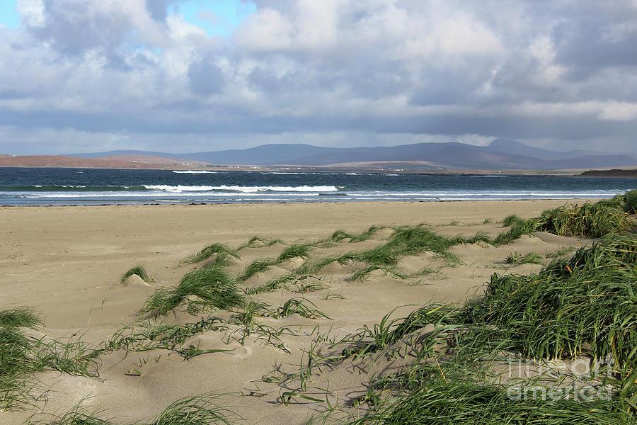 Narin Beach Donegal Ireland by Eddie Barron