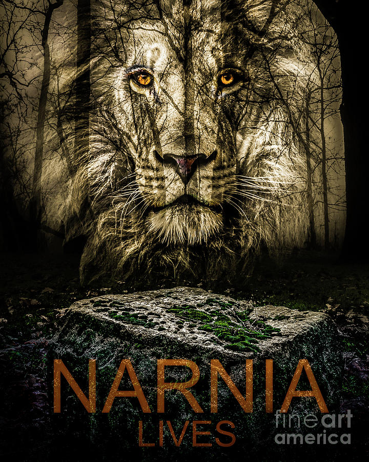 Narnia Lives by Michael Arend
