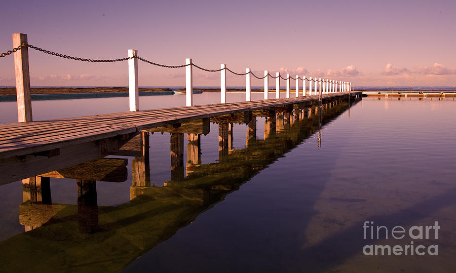 Narrabeen Sunrise Photograph by Sheila Smart Fine Art Photography