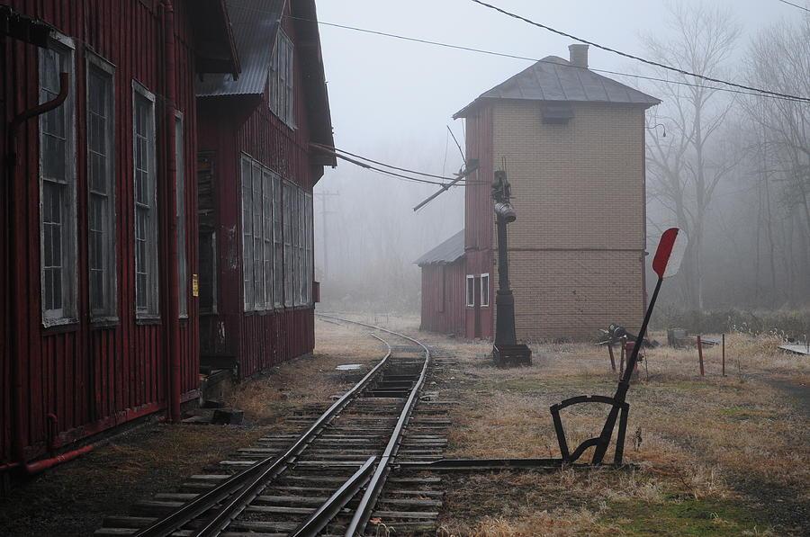 Narrow Gauge Rails by Jack Harries