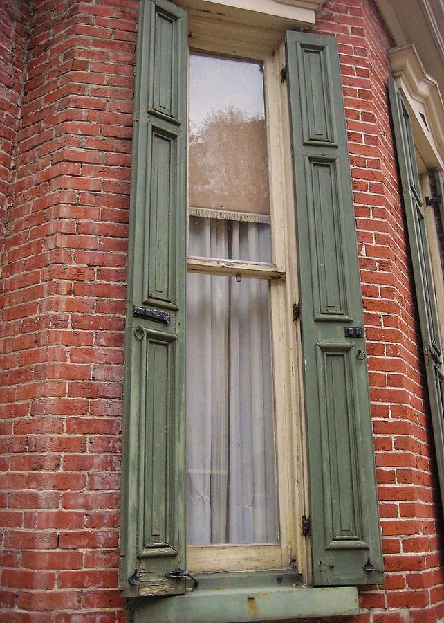 Window Photograph - Narrow by JAMART Photography