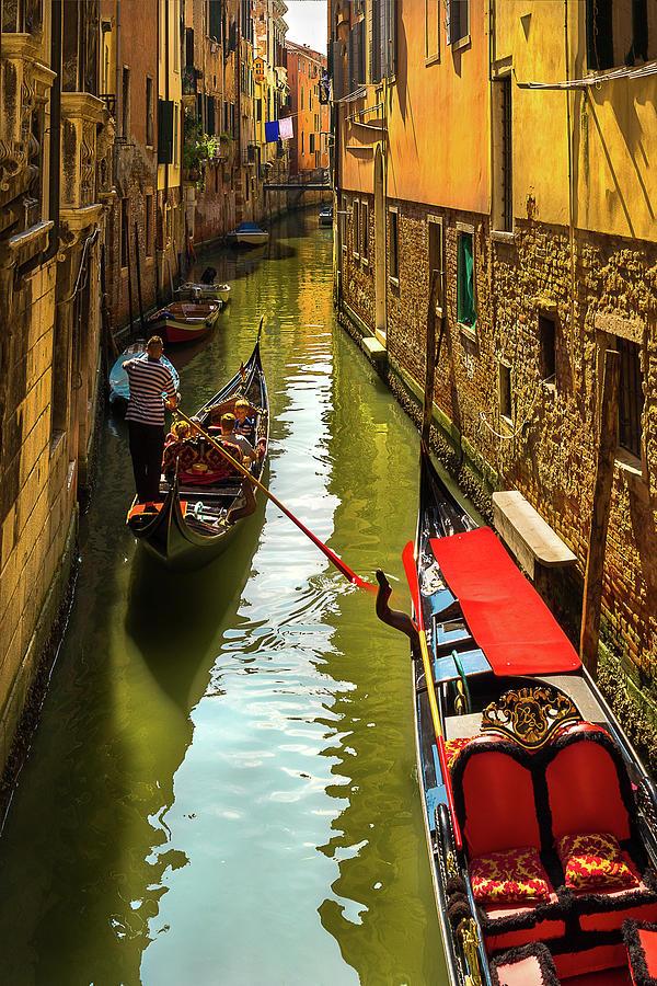 Narrow Passage by Douglas Tate