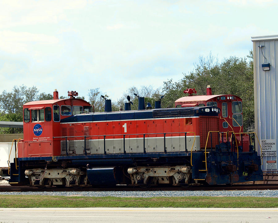 Nasa Space Shuttle Railroad
