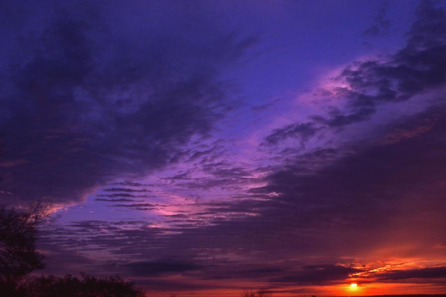 Nashville Photograph - Nashville Sunset by Randy Muir