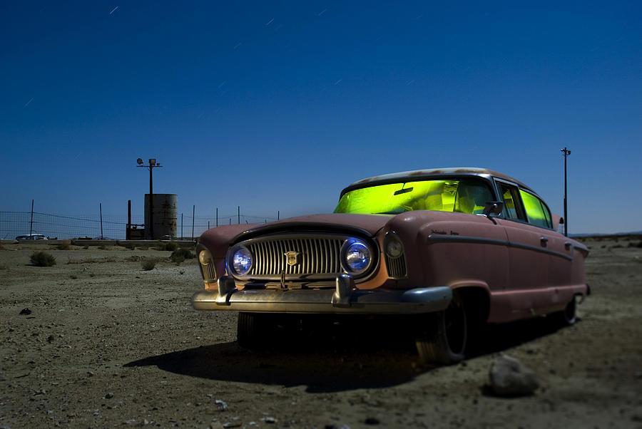 Cars Photograph - Nashville by Wayne Stadler
